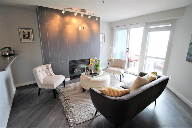 8430 Jellicoe Street #408, Vancouver, BC V5S 4S7 (#R2258342) :: Simon King Real Estate Group