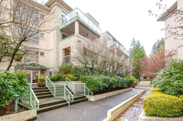 301 Maude Road 501A, Port Moody, BC V3H 5B1 (#R2258367) :: West One Real Estate Team