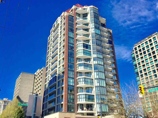 1010 Burnaby Street #204, Vancouver, BC V6E 4L8 (#R2258378) :: Re/Max Select Realty