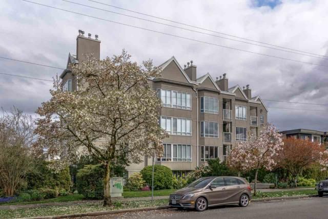 2195 W 5TH Avenue #201, Vancouver, BC V6K 1S1 (#R2258421) :: West One Real Estate Team
