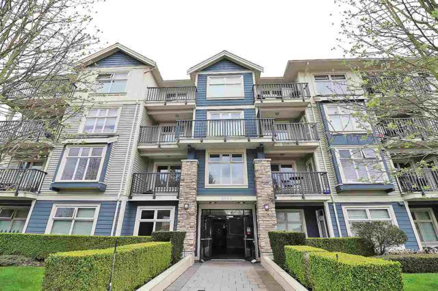 8084 120A Street #314, Surrey, BC V3W 1V2 (#R2258445) :: West One Real Estate Team