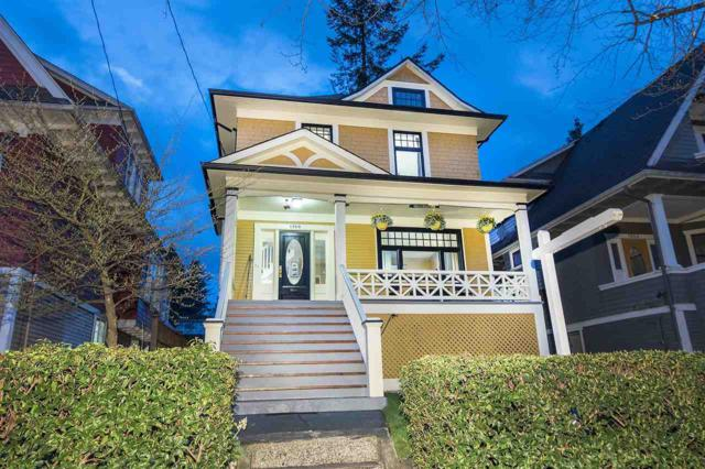 1550 E 13TH Avenue, Vancouver, BC V5N 2B8 (#R2258473) :: West One Real Estate Team