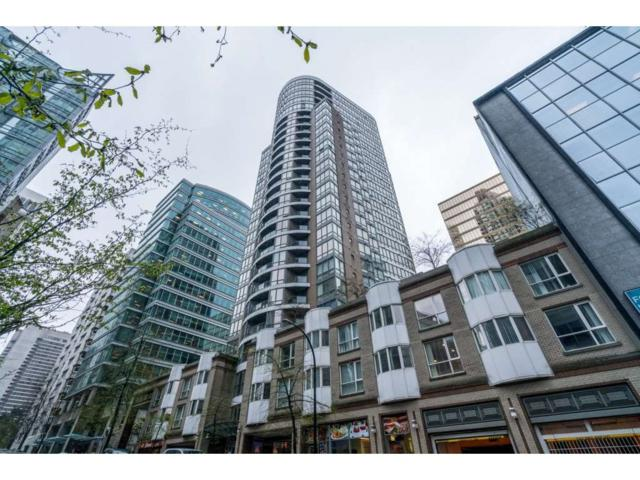 1166 Melville Street #2502, Vancouver, BC V6E 4P6 (#R2258529) :: West One Real Estate Team