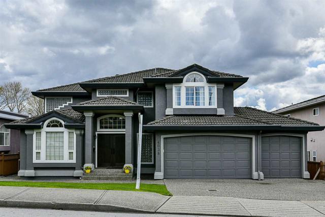 4038 Macdonald Avenue, Burnaby, BC V5G 2Z4 (#R2258586) :: West One Real Estate Team