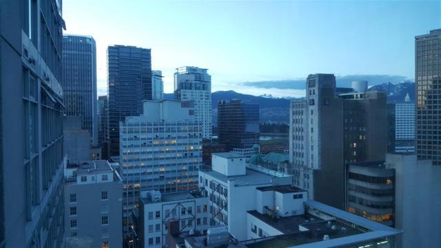 438 Seymour Street #2709, Vancouver, BC V6B 6H4 (#R2258605) :: Simon King Real Estate Group