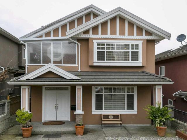 5731 Cree Street, Vancouver, BC V5W 2V8 (#R2258621) :: West One Real Estate Team