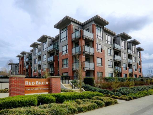 7058 14TH Avenue #419, Burnaby, BC V3N 0E6 (#R2258625) :: Vancouver House Finders