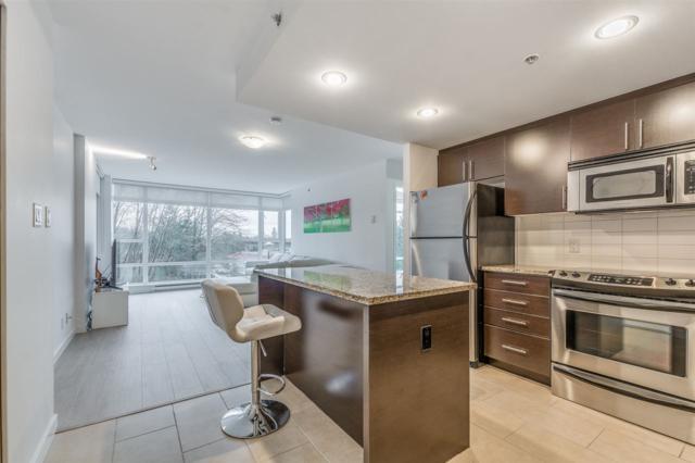 555 Delestre Avenue #204, Coquitlam, BC V3K 0A9 (#R2258644) :: West One Real Estate Team