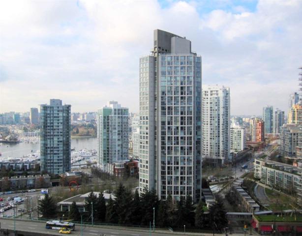 928 Beatty Street #2301, Vancouver, BC V6Z 3G6 (#R2258658) :: Re/Max Select Realty