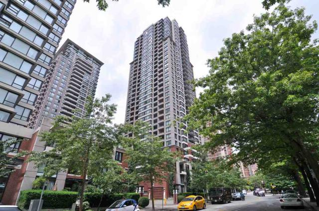 909 Mainland Street #1110, Vancouver, BC V6B 1S3 (#R2258664) :: West One Real Estate Team