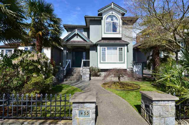 55 W Woodstock Avenue, Vancouver, BC V5Y 2R6 (#R2258701) :: West One Real Estate Team