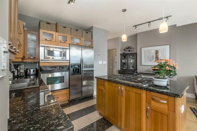 1228 W Hastings Street #401, Vancouver, BC V6E 4S6 (#R2258728) :: West One Real Estate Team