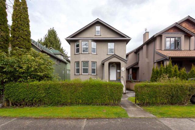 529 E 11TH Avenue, Vancouver, BC V5T 2E1 (#R2258737) :: Re/Max Select Realty