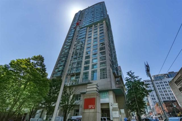 438 Seymour Street #2010, Vancouver, BC V6B 6H4 (#R2258756) :: Simon King Real Estate Group