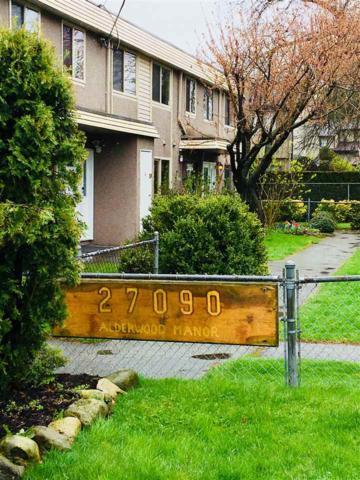 27090 32 Avenue #4, Langley, BC V4W 3T7 (#R2258762) :: Titan Real Estate - Re/Max Little Oak Realty