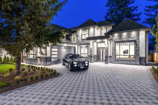 2352 153A Street, Surrey, BC V4A 4R5 (#R2258812) :: West One Real Estate Team