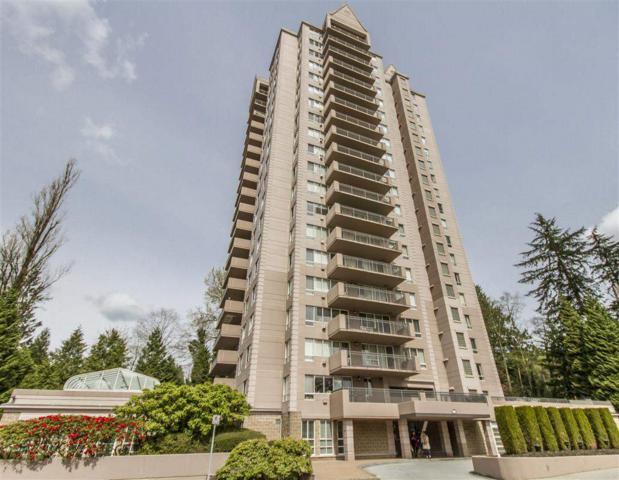 545 Austin Avenue #701, Coquitlam, BC V3K 6R4 (#R2258835) :: West One Real Estate Team