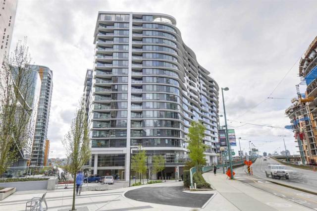 38 Smithe Street #1657, Vancouver, BC V6B 0P3 (#R2258894) :: Simon King Real Estate Group