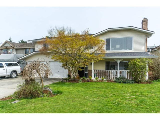 3056 Glendale Place, Abbotsford, BC V2S 6B7 (#R2259011) :: West One Real Estate Team