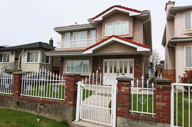 4333 Parker Street, Burnaby, BC V5C 3C6 (#R2259036) :: West One Real Estate Team