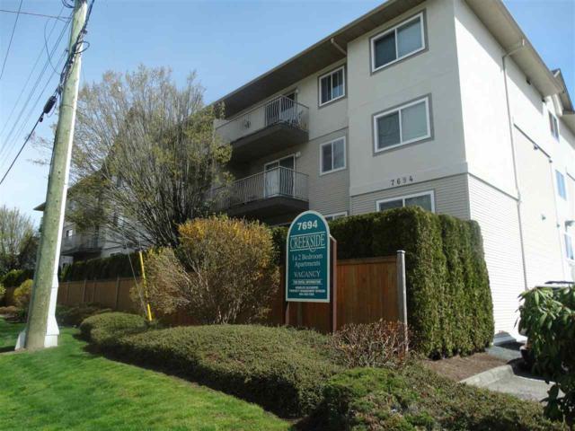 7694 Evans Road #410, Sardis, BC V2R 3W3 (#R2259073) :: West One Real Estate Team