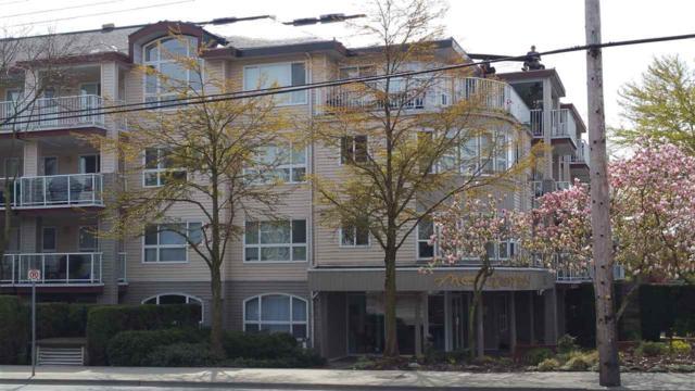 1588 Best Street #107, White Rock, BC V4B 4G1 (#R2259087) :: West One Real Estate Team