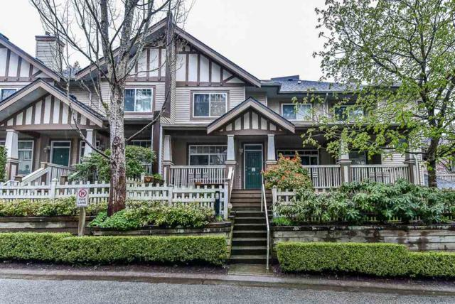 2678 King George Boulevard #63, Surrey, BC V4P 1H6 (#R2259103) :: West One Real Estate Team