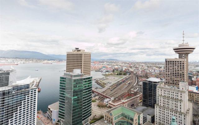 838 W Hastings Street #3301, Vancouver, BC V0V 0V0 (#R2259133) :: Simon King Real Estate Group