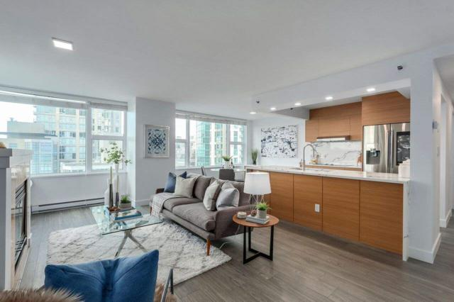 1500 Hornby Street #1110, Vancouver, BC V6Z 2R1 (#R2259146) :: Re/Max Select Realty