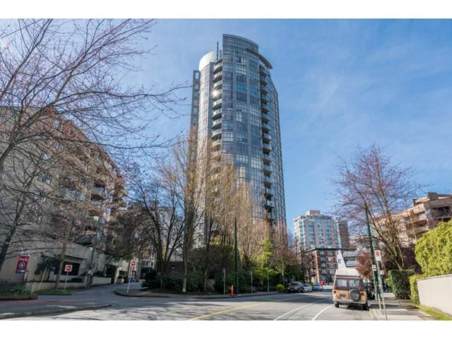 1050 Smithe Street #1505, Vancouver, BC V6E 4T4 (#R2259156) :: West One Real Estate Team