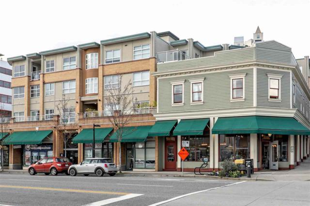 108 W Esplanade #204, North Vancouver, BC V7M 1A2 (#R2259164) :: West One Real Estate Team