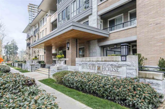 3107 Windsor Gate #407, Coquitlam, BC V3B 0L1 (#R2259196) :: West One Real Estate Team