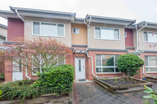 8088 Spires Gate #12, Richmond, BC V6Y 4J6 (#R2259203) :: West One Real Estate Team