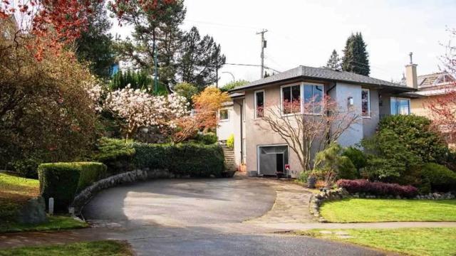 3595 Puget Drive, Vancouver, BC V6L 2T6 (#R2259229) :: West One Real Estate Team