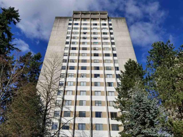 9541 Erickson Drive #1001, Burnaby, BC V3J 7N8 (#R2259238) :: Simon King Real Estate Group
