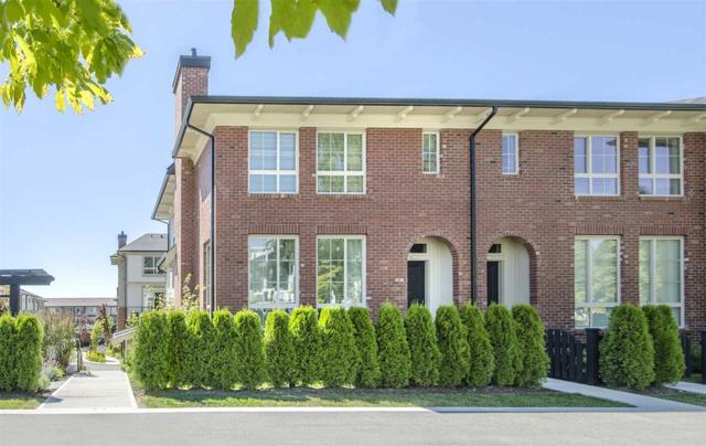 16261 23A Avenue #16, Surrey, BC V3Z 0P7 (#R2259259) :: West One Real Estate Team