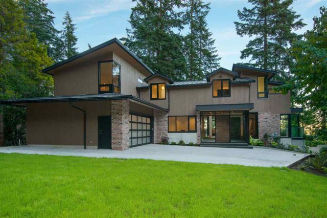 3645 Mckechnie Avenue, West Vancouver, BC V7V 2M7 (#R2259262) :: Vancouver House Finders