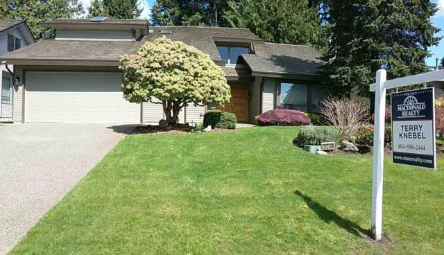 11733 Ridgecrest Drive, Delta, BC V4E 3A4 (#R2259310) :: West One Real Estate Team