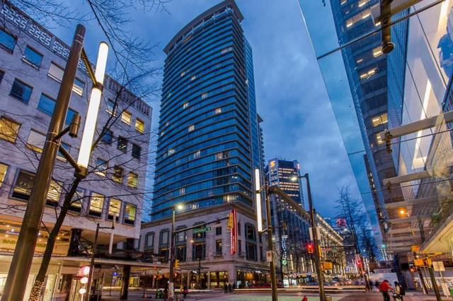 610 Granville Street #1811, Vancouver, BC V6C 3J3 (#R2259353) :: Re/Max Select Realty