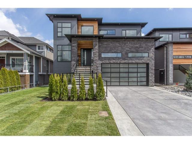 12406 Davenport Drive, Maple Ridge, BC V2X 6A7 (#R2259480) :: West One Real Estate Team