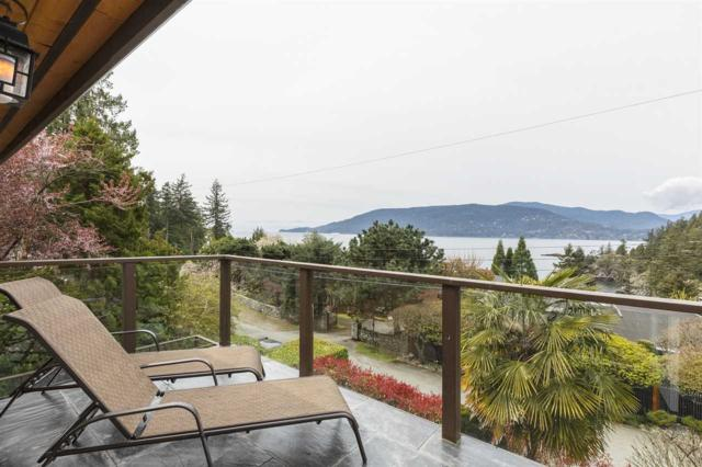 6135 Gleneagles Drive, West Vancouver, BC V7W 1W1 (#R2259482) :: West One Real Estate Team