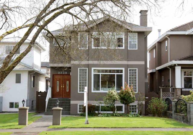 2738 W 19TH Avenue, Vancouver, BC V6L 1E3 (#R2259490) :: West One Real Estate Team