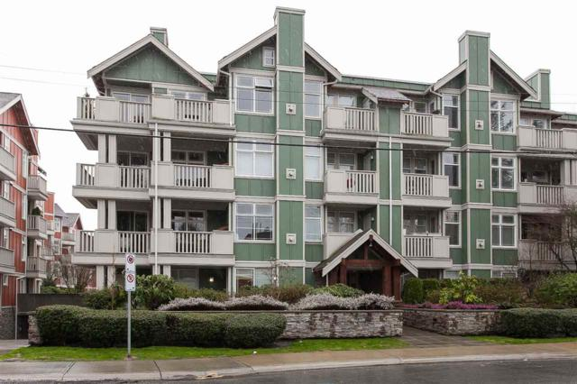 15350 16A Avenue #108, Surrey, BC V4A 1S9 (#R2259533) :: West One Real Estate Team