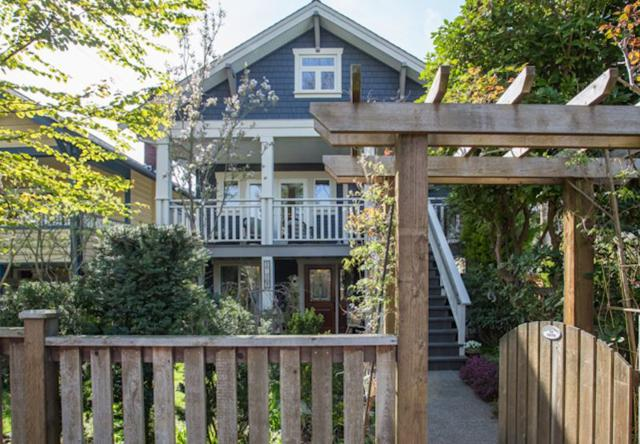 2127 Stephens Street, Vancouver, BC V6K 3W4 (#R2259577) :: West One Real Estate Team