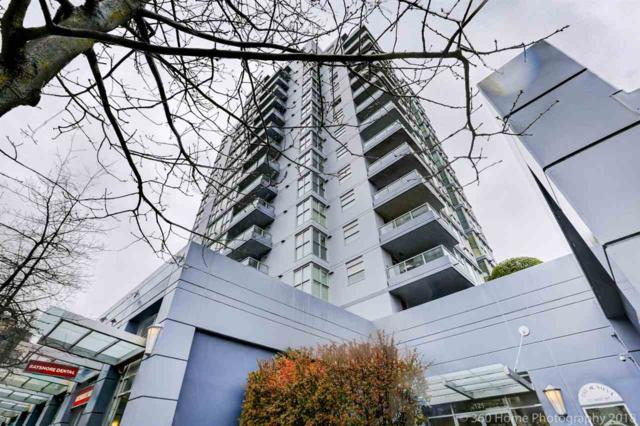 121 W 16TH Street #1205, North Vancouver, BC V7M 1T3 (#R2259587) :: Vancouver House Finders