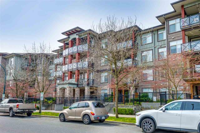 2336 Whyte Avenue #104, Port Coquitlam, BC V3C 0A7 (#R2259795) :: Vancouver House Finders