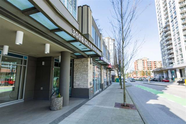 3008 Glen Drive #2202, Coquitlam, BC V3B 0J5 (#R2259975) :: Vancouver House Finders