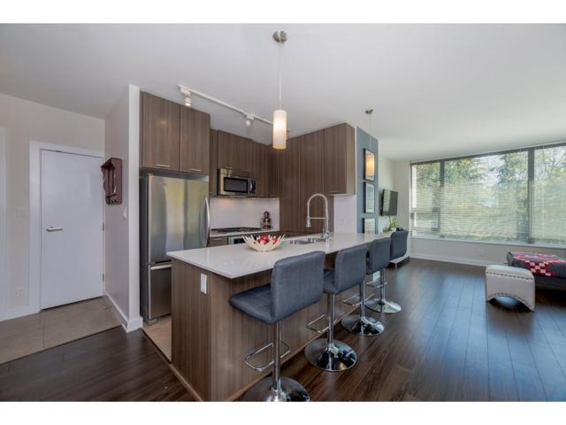 301 Capilano Road #407, Port Moody, BC V3H 0G6 (#R2259977) :: Vancouver House Finders
