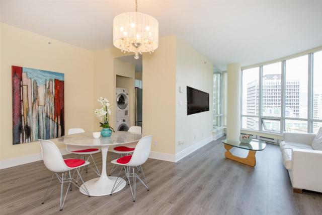 1166 Melville Street #2701, Vancouver, BC V6E 4P6 (#R2259995) :: Vancouver House Finders
