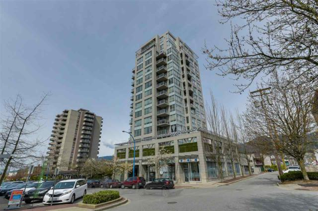 120 W 16TH Street #301, North Vancouver, BC V7M 3N6 (#R2260010) :: Vancouver House Finders